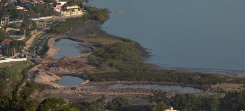 Trabalho de revitalização do entorno da Lagoa de Piratinga deve contribuir para atrair ainda mais negócios para o bairro