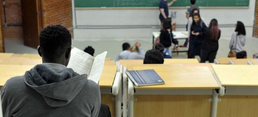 Estudantes se dizem prejudicados