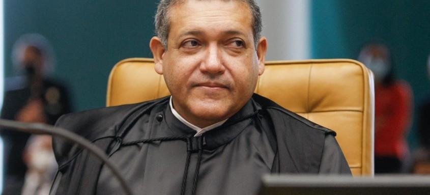 Kassio Nunes Marques prometeu cumprir os deveres do cargo seguindo a Constituição e as leis da República