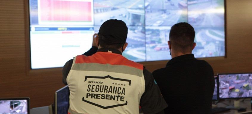 Sistema é composto por guardas municipais treinados, além de policiais militares e integrantes do programa Niterói Present