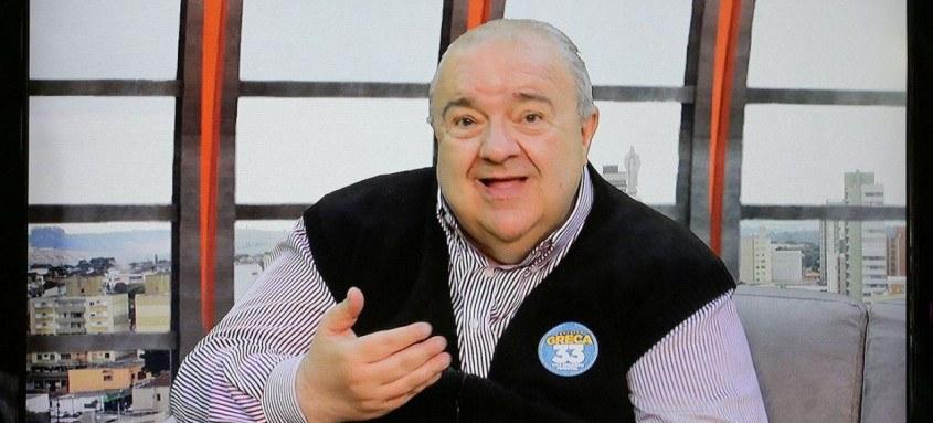 Rafael Greca, prefeito de Curitiba
