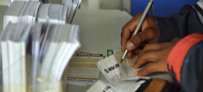 Dezenas serão sorteadas no Espaço Loterias Caixa, em São Paulo