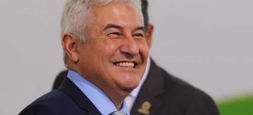 Nesta semana, ministro Marcos Pontes visitou o Ipen, na capital paulista