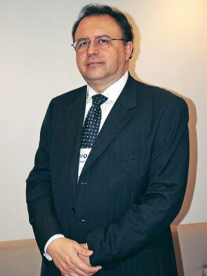 Presidente do Conselho da ABIQUIFI, José Correia da Silva