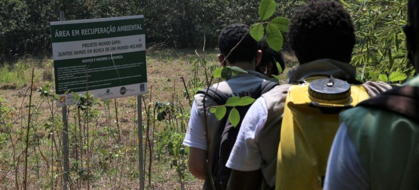 Niterói Jovem EcoSocial recebe prêmio pelas iniciativas em prol do meio ambiente e inclusão de jovens