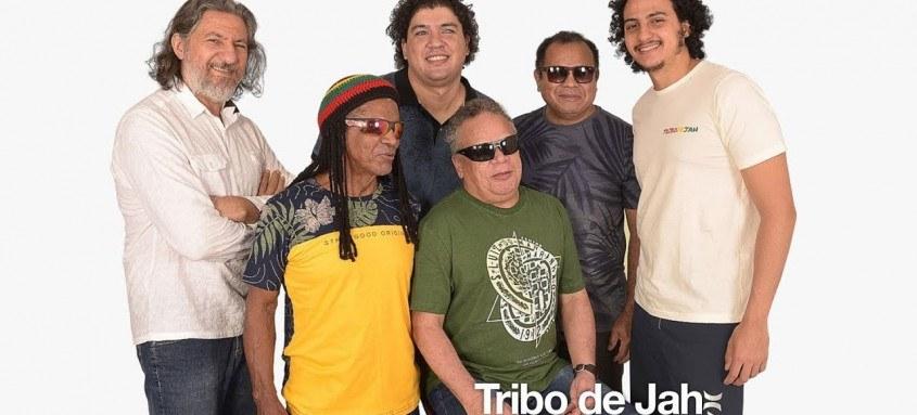 Tribo de Jah é uma das atrações do Festival, que rola de segunda a quarta