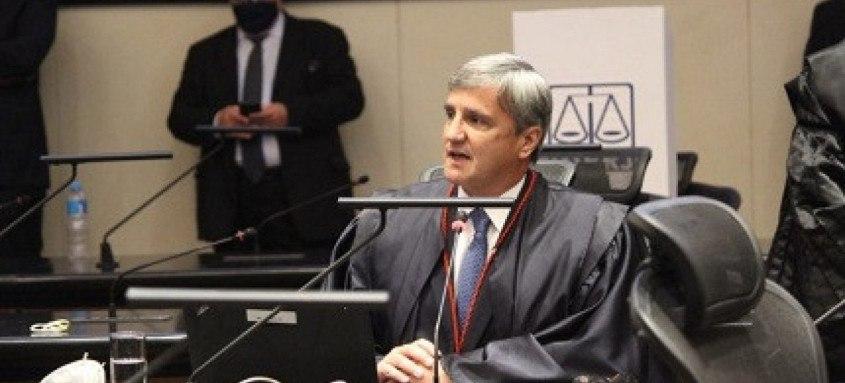 Eleição do novo presidente do Tribunal de Justiça do Estado para o biênio 2021/2022 ocorreu em sessão virtual