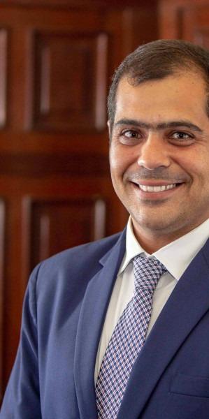 Bruno Dauaire estava no primeiro mandato de deputado estadual
