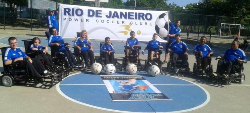 Rio de Janeiro Power Soccer