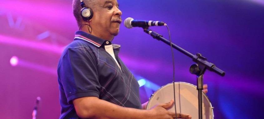 Sambista foi quem introduziu o repique de mão no mundo do samba