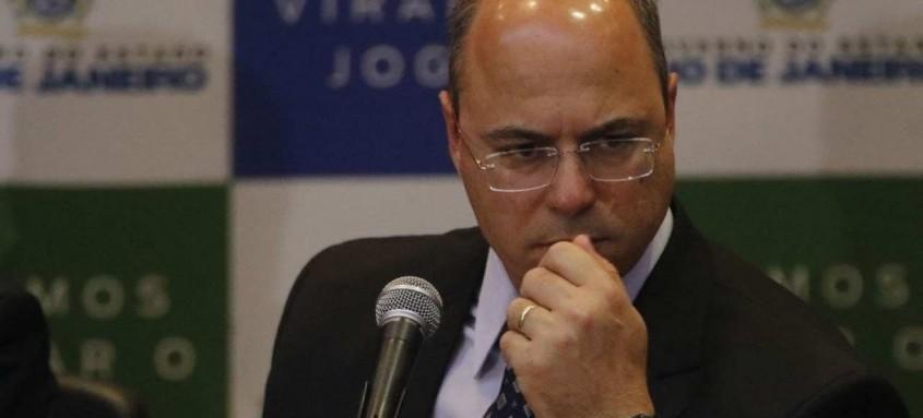 Parte das seis testemunhas são ex-secretários do governo de Witzel