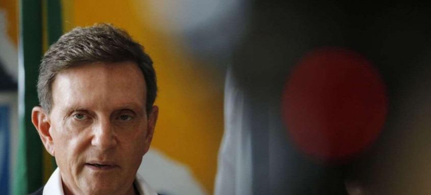 Prefeito atribuiu a sua prisão a uma perseguição política