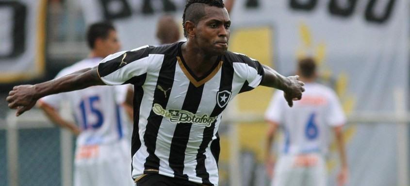 Jobson teve três passagens conturbadas pelo Botafogo, sendo a última em 2015