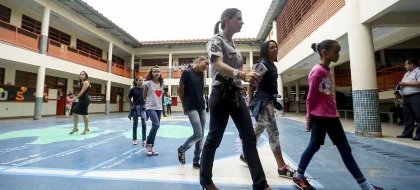 Neste ano, mais de 50 escolas aderiram ao piloto do programa.