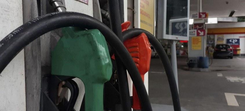 Segundo a Petrobras informou, seus preços de combustíveis são baseados no valor do produto no mercado internacional e na taxa de câmbio