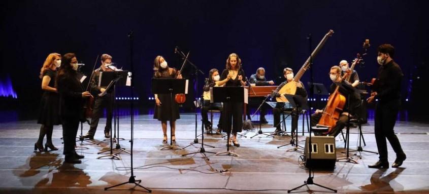 Conjunto de Música Antiga da USP apresenta obras de Georg Philipp
