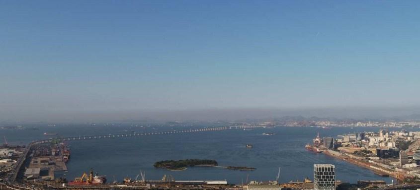 Além do porto do Rio de Janeiro, Docas administra também os portos de Itaguaí, Niterói e Angra dos Reis