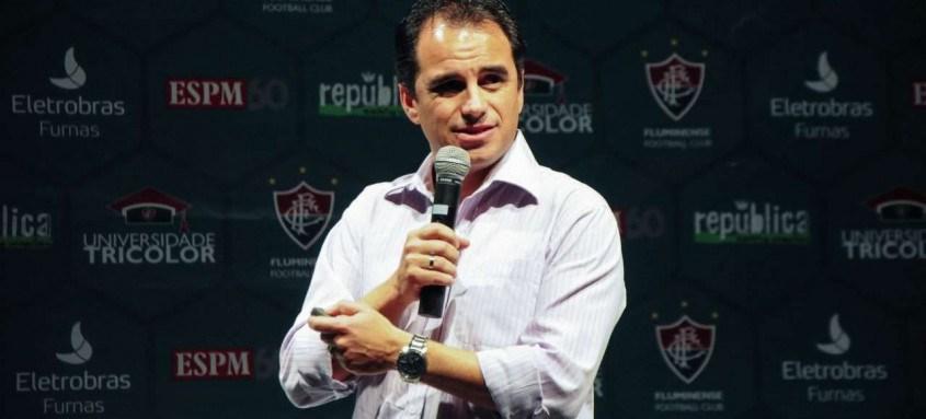 No Rio de Janeiro, o diretor Rodrigo Caetano teve passagens por Flamengo, Vasco e Fluminense