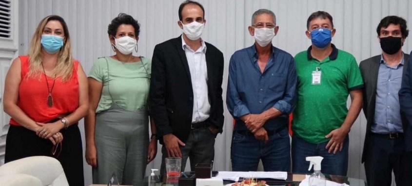 Última reunião do Conleste foi realizada esta semana, em São Gonçalo, tendo o prefeito Capitão Nelson como anfitrião