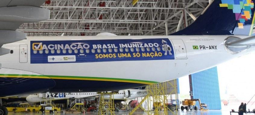 Saída de avião do Brasil para país segue prevista para esta sexta