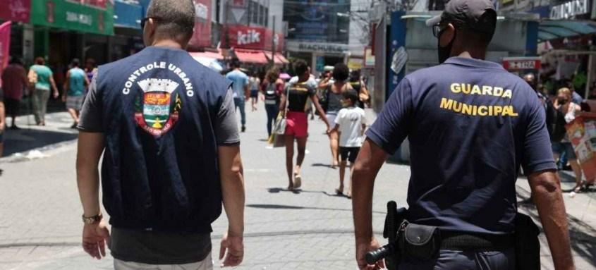 A operação no bairro foi determinada pelo prefeito Capitão Nelson