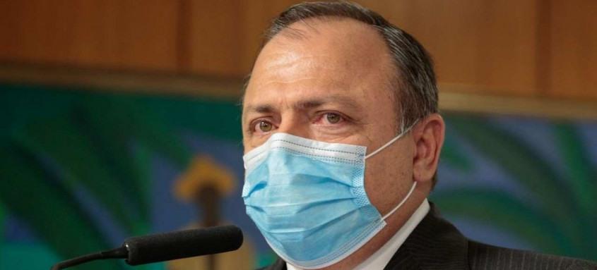 Plano de vacinação dos municípios começa hoje (18) diz Pazuello
