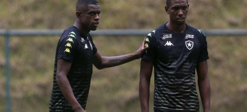 Dupla de zaga alvinegra  não deve continuar no clube na próxima temporada