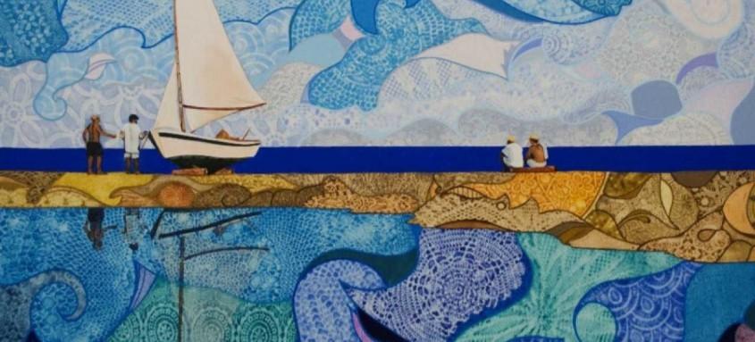 Exposição reúne obras de Maria Goretti e Helena Pontes
