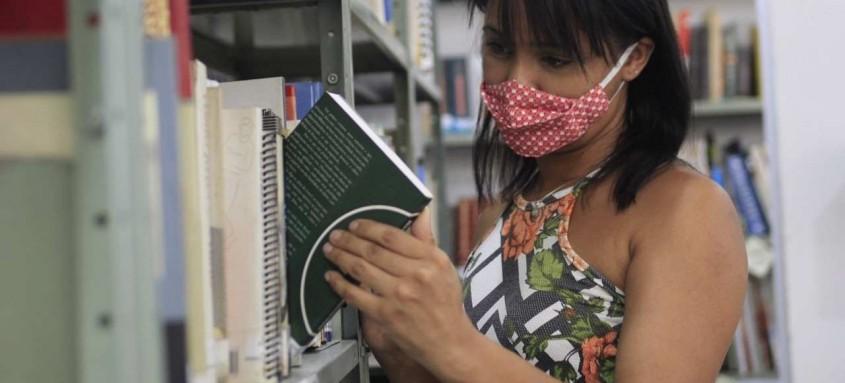 Biblioteca Municipal Genebaldo Rosa faz parte da Secretaria Municipal de Educação e desenvolve diversos projetos para a população gonçalense