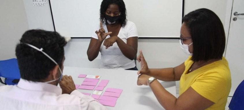 O CER de Neves atende pacientes nas modalidades intelectual, física e visual