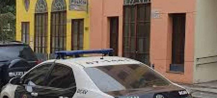 A prisão aconteceu no Complexo do Alemão, na Zona Norte do Rio