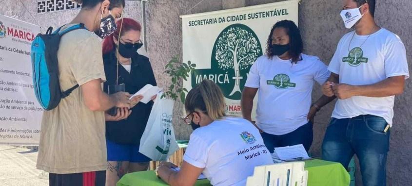 Ação tem por objetivo aumentar a oferta de vegetação nas cidades