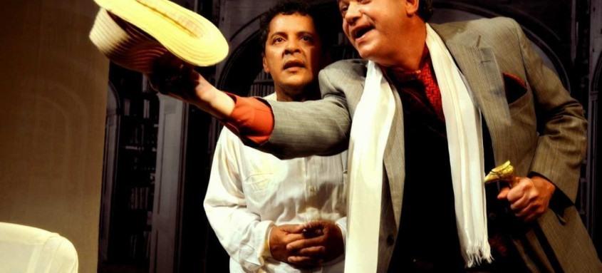 Oráculo Cia de Teatro comemora 25 anos revisitando um grande sucesso