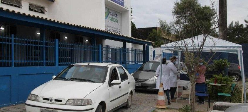 Postos de vacinação em São Gonçalo vão funcionar durante o carnaval e contarão com atendimento drive-thru