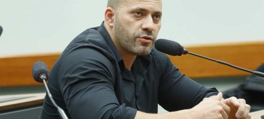 Deputado federal Daniel Silveira (PSL-RJ) foi denunciado criminalmente pela Procuradoria-Geral da República