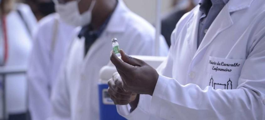Imunizante passa agora por processos de análise para liberação
