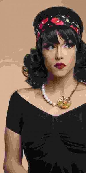 A drag queen influencer Rita Von Hunty está entre as atrações