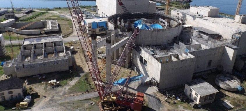 A usina de Angra 3 terá capacidade de produzir 1.400 megawatts
