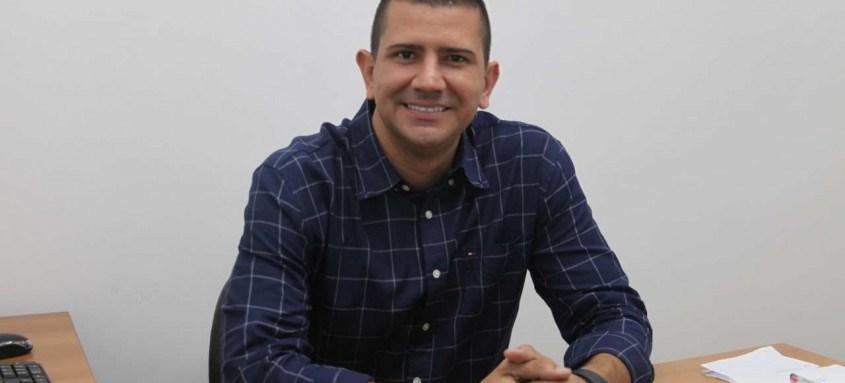 Secretário de Gestão Integrada Douglas Ruas anunciou adesão a programa federal