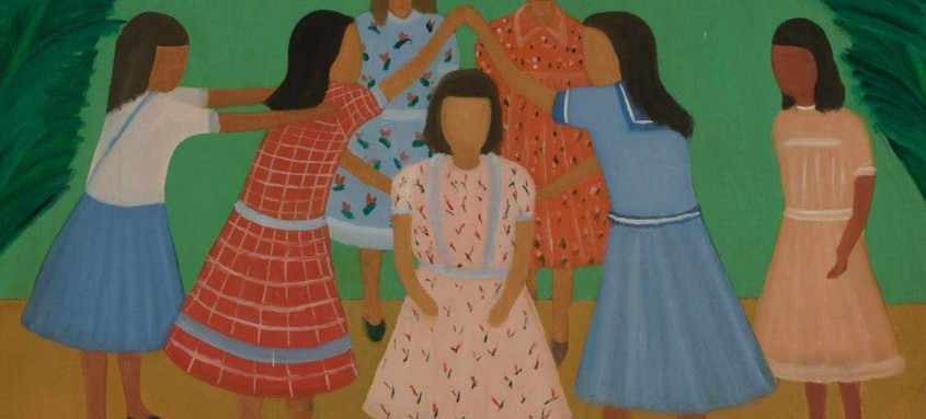 Obras de Tarsila do Amaral, Djanira e Anita Malfatti fazem parte da mostra