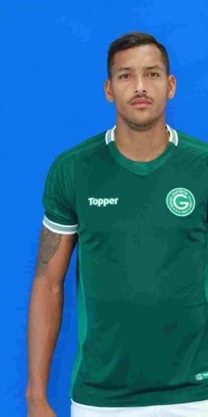 David Duarte disputou o último Campeonato Brasileiro com a camisa do Goiás