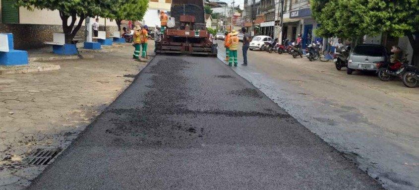 O objetivo é realizar melhorias na malha rodoviária das cidades