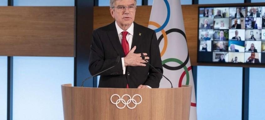 Membro do COI desde 1991, Thomas Bach está na presidência há oito anos