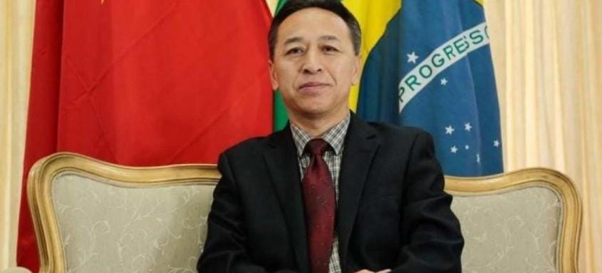 Por Li Yang, Cônsul-Geral da China no Rio de Janeiro