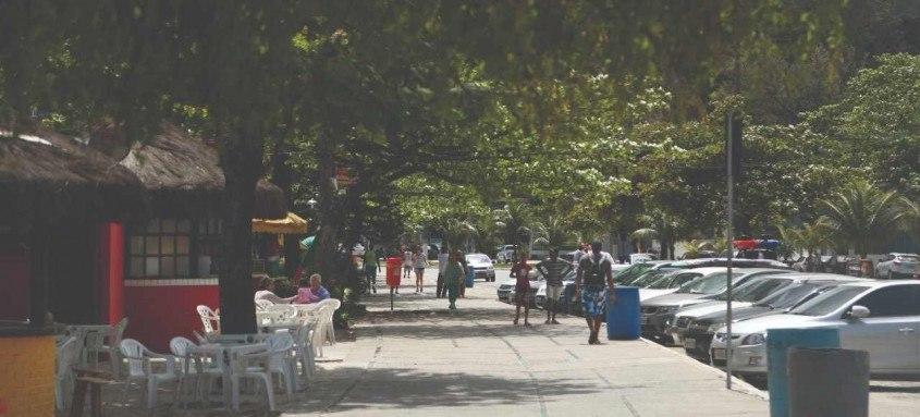 Toda a orla do bairro entre a Praça do Radio Amador e o Clube Naval será transformada sob o ponto de vista urbanístico
