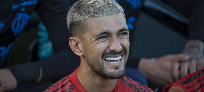 Uruguaio Arrascaeta é um dos principais nomes do elenco do Flamengo