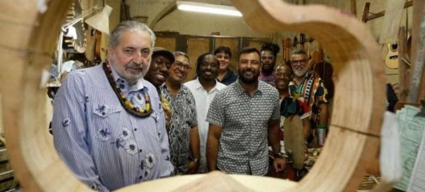 Samba do Trabalhador: experiências pessoais e grandes sucessos