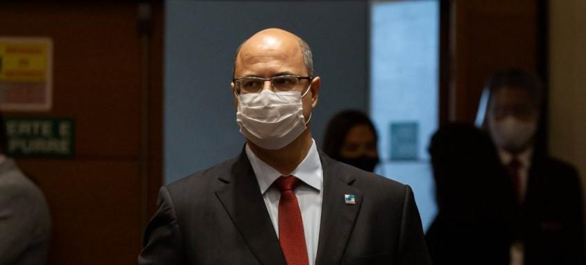 Wilson Witzel foi cassado nesta sexta-feira pelo Tribunal Especial Misto do cargo de governador do Rio de Janeiro