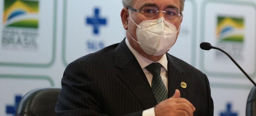 O prazo foi dado pelo ministro em entrevista à TV Brasil, em Guarulhos