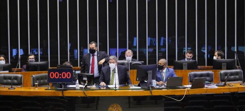 A medida provisória foi aprovada por 313 votos a 166